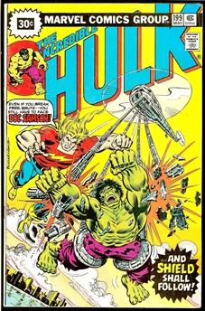 Incredible Hulk #199