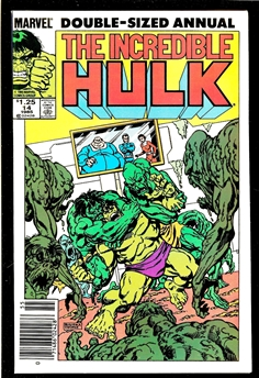 Incredible Hulk Annual #14