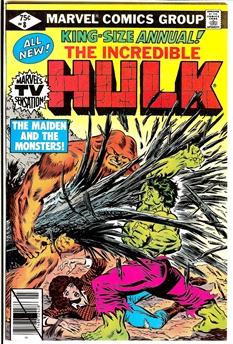 Incredible Hulk Annual #8