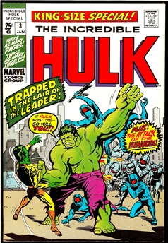Incredible Hulk Annual #3