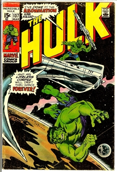 Incredible Hulk #137