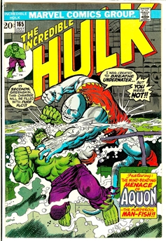 Incredible Hulk #165