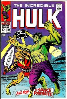 Incredible Hulk #103