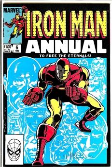 Iron Man Annual #6