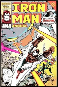 Iron Man Annual #8