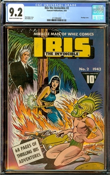 Ibis the Invincible #2