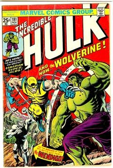 Incredible Hulk #181
