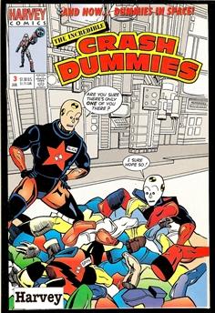 Crash Dummies #3