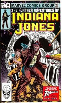 Further Adventures of Indiana Jones #8