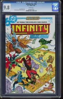 Infinity Inc. #18