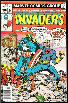 Invaders #16