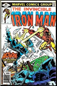 Iron Man #124