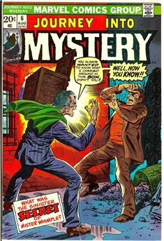 Journey Into Mystery (Vol 2) #6