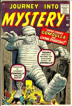 Journey Into Mystery #61
