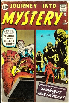Journey Into Mystery #74