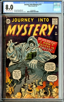 Journey Into Mystery #77