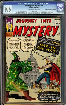 Journey Into Mystery #96