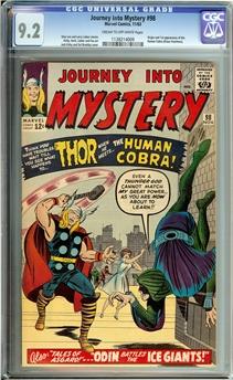 Journey Into Mystery #98