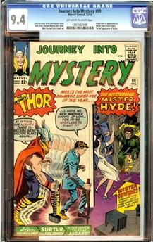 Journey Into Mystery #99