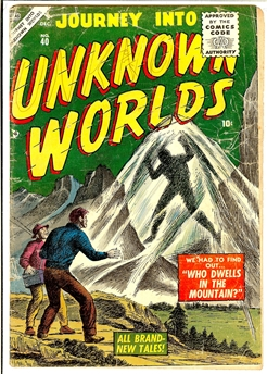 Journey Into Unknown Worlds #40