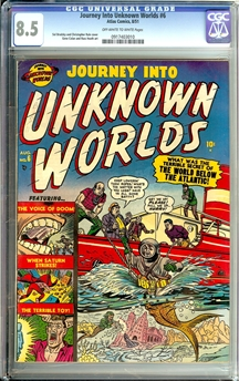 Journey Into Unknown Worlds #6