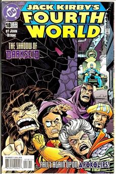 Jack Kirby's Fourth World #18