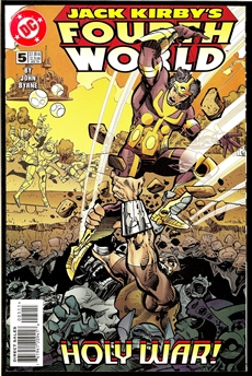 Jack Kirby's Fourth World #5