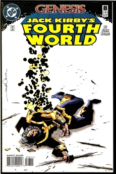Jack Kirby's Fourth World #8