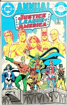 Justice League of America Annual #2