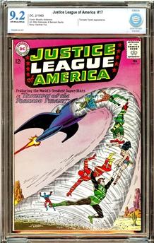 Justice League of America #17