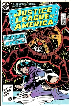 Justice League of America #225