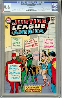 Justice League of America #28