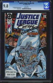Justice League Europe #16