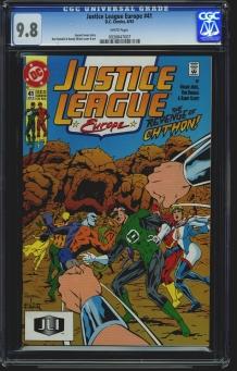 Justice League Europe #41