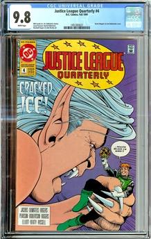 Justice League Quarterly #4