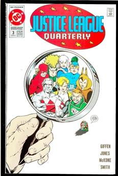 Justice League Quarterly #3