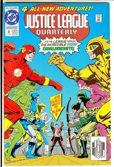 Justice League Quarterly #8