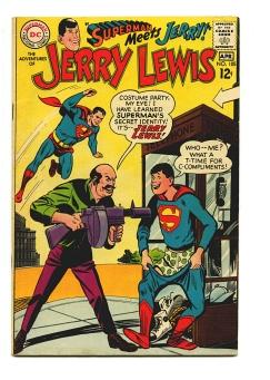Adventures of Jerry Lewis #105