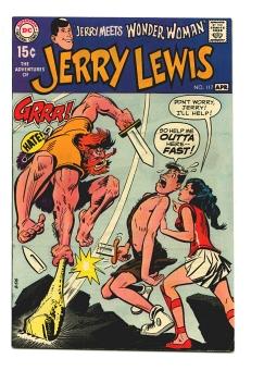 Adventures of Jerry Lewis #117