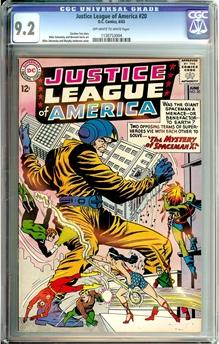 Justice League of America #20