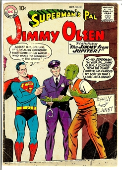 Superman's Pal Jimmy Olsen #32
