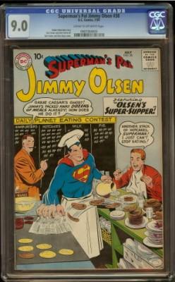 Superman's Pal Jimmy Olsen #38