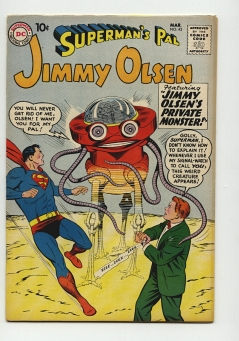 Superman's Pal Jimmy Olsen #43
