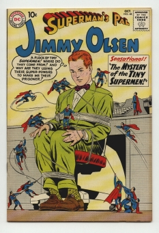 Superman's Pal Jimmy Olsen #48