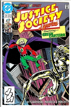 Justice Society of America #3