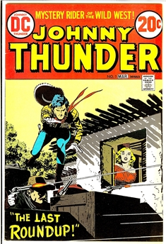 Johnny Thunder #1