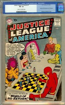 Justice League of America #1