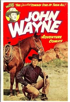 John Wayne Comics #2