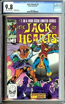 Jack of Hearts #3