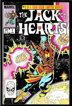 Jack of Hearts #1